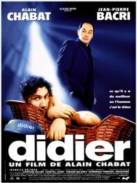 Movie poster of Didier