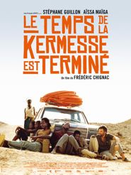 Movie poster of Le Temps de la kermesse est terminé