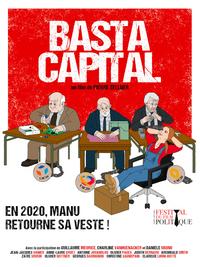 Movie poster of Basta Capital