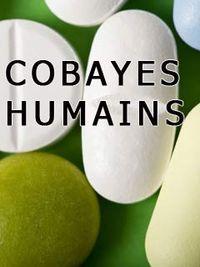 Movie poster of Cobayes humains
