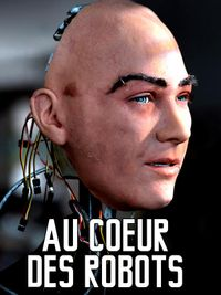 Movie poster of Au coeur des robots