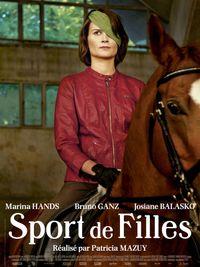 Movie poster of Sport de filles