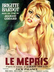 Movie poster of Le Mépris