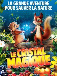 Movie poster of Le Cristal magique