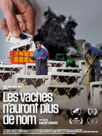 Movie poster of Les Vaches n'auront plus de nom