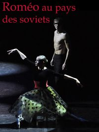 Movie poster of Romeo au pays des soviets