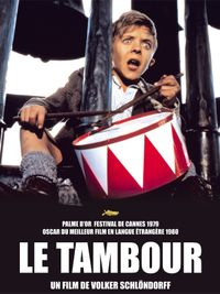 Movie poster of Le Tambour