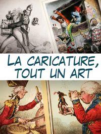 Movie poster of La caricature, tout un art !