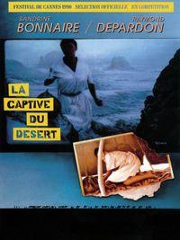 Movie poster of La Captive du désert