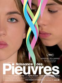 Movie poster of Naissance des pieuvres