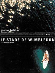 Movie poster of Le Stade de Wimbledon