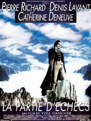 Movie poster of La Partie d'échecs