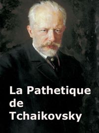 Movie poster of La Pathétique de Tchaikovski