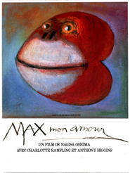 Movie poster of Max mon amour