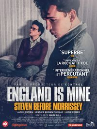 Movie poster of England Is Mine