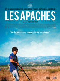 Movie poster of Les Apaches