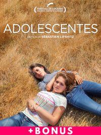 Movie poster of Adolescentes