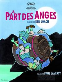 Movie poster of La Part des anges