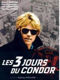 Movie poster of Trois jours du condor