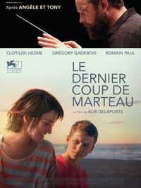Movie poster of Le Dernier coup de marteau