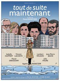 Movie poster of Tout de suite maintenant