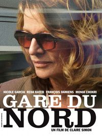 Movie poster of Gare du Nord