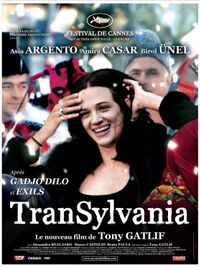 Movie poster of Transylvania