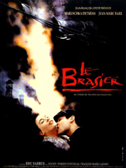 Movie poster of Le Brasier