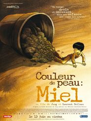 Movie poster of Couleur de peau : Miel