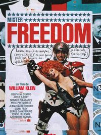 Movie poster of Mister Freedom