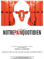 Movie poster of Notre pain quotidien