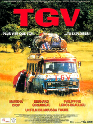 Movie poster of TGV