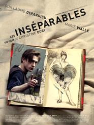 Movie poster of Les Inséparables
