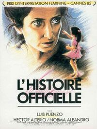 Movie poster of L'Histoire officielle
