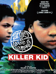Movie poster of Killer Kid