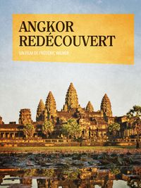 Movie poster of Angkor redécouvert