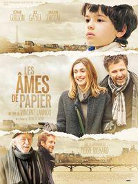 Movie poster of Les Âmes de papier