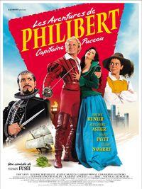 Movie poster of Les Aventures de Philibert, capitaine puceau