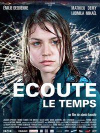 Movie poster of Écoute le temps