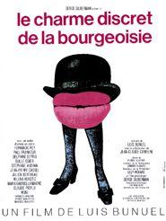Movie poster of Le Charme discret de la bourgeoisie