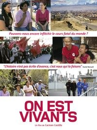 Movie poster of On est vivants