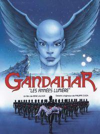 Movie poster of Gandahar