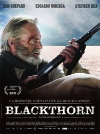 Movie poster of Blackthorn, la dernière chevauchée de Butch Cassidy