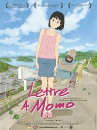 Movie poster of Lettre à Momo