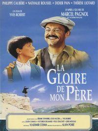 Movie poster of La Gloire de mon père
