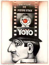 Movie poster of Yoyo
