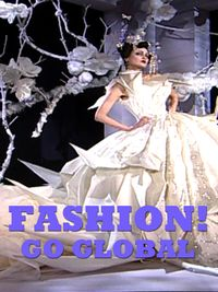 Movie poster of Fashion ! Go Global