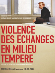 Movie poster of Violence des échanges en milieu tempéré
