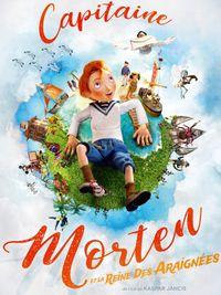 Movie poster of Capitaine Morten et la reine des araignées