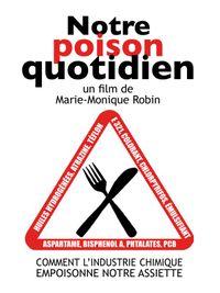 Movie poster of Notre poison quotidien